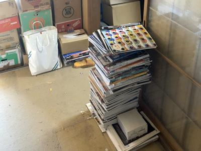 枚方市で雑誌・ダンボール・食器類の回収処分を行いました