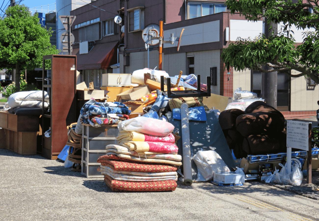 粗大ゴミ回収・粗大ゴミ搬出代行