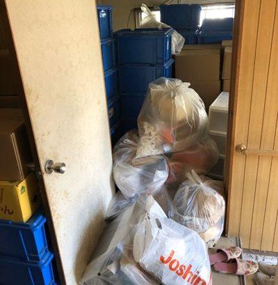 東大阪市で引越し・片付け作業・不用品回収