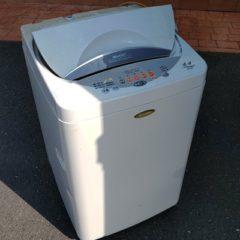 大大阪市平野区で洗濯機回収